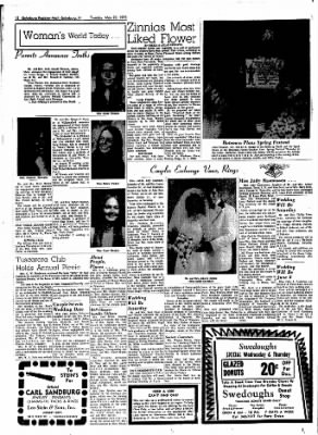 Galesburg Register-Mail from Galesburg, Illinois on May 22, 1973 · Page 12