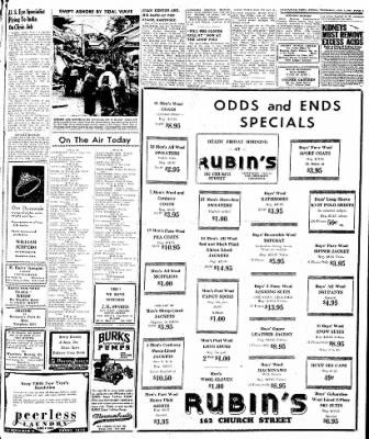 Naugatuck Daily News from Naugatuck, Connecticut on January 2, 1947 · Page 5