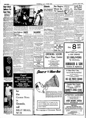 The Courier News from Blytheville, Arkansas on April 3, 1954 · Page 8