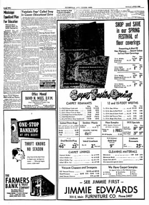 The Courier News from Blytheville, Arkansas on April 5, 1954 · Page 2