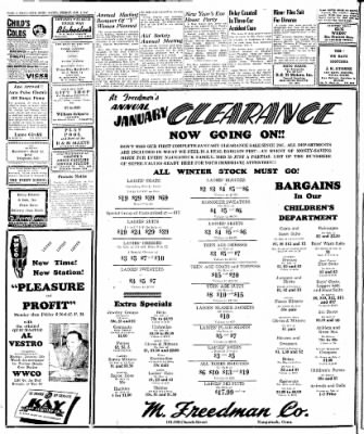 Naugatuck Daily News from Naugatuck, Connecticut on January 3, 1947 · Page 6