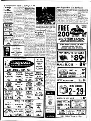 Galesburg Register-Mail from Galesburg, Illinois on August 24, 1963 · Page 8