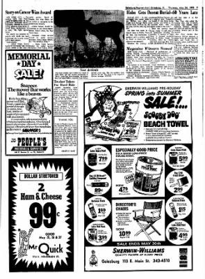 Galesburg Register-Mail from Galesburg, Illinois on May 24, 1973 · Page 7