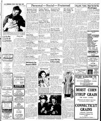 Naugatuck Daily News from Naugatuck, Connecticut on January 4, 1947 · Page 3