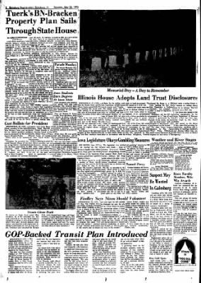 Galesburg Register-Mail from Galesburg, Illinois on May 26, 1973 · Page 2