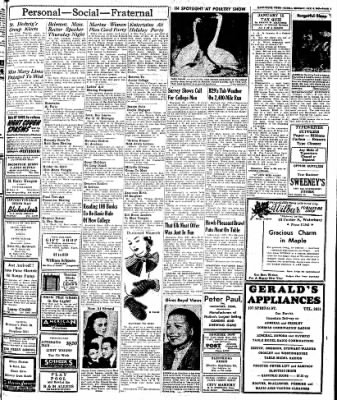 Naugatuck Daily News from Naugatuck, Connecticut on January 6, 1947 · Page 3