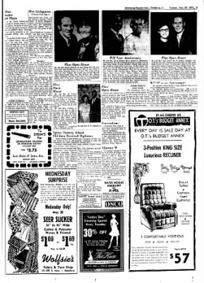 Galesburg Register-Mail from Galesburg, Illinois on May 29, 1973 · Page 9