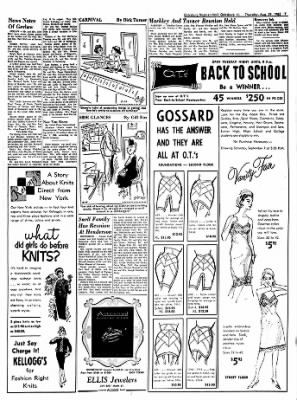 Galesburg Register-Mail from Galesburg, Illinois on August 29, 1963 · Page 7