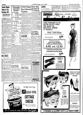 The Courier News from Blytheville, Arkansas on April 7, 1954 · Page 2
