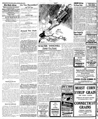 Naugatuck Daily News from Naugatuck, Connecticut on January 7, 1947 · Page 4
