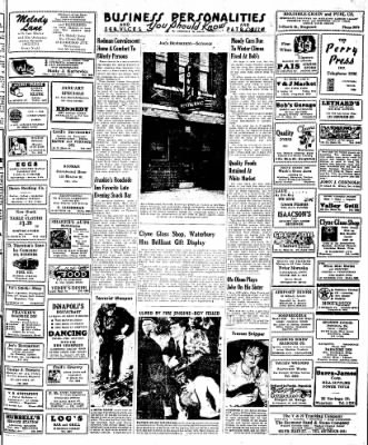 Naugatuck Daily News from Naugatuck, Connecticut on January 7, 1947 · Page 5