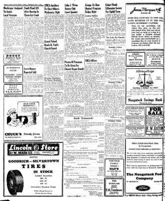 Naugatuck Daily News from Naugatuck, Connecticut on January 7, 1947 · Page 8