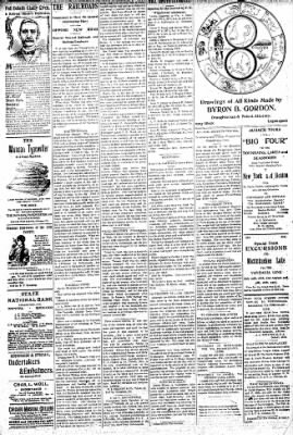 Logansport Pharos-Tribune from Logansport, Indiana on August 14, 1896 · Page 3