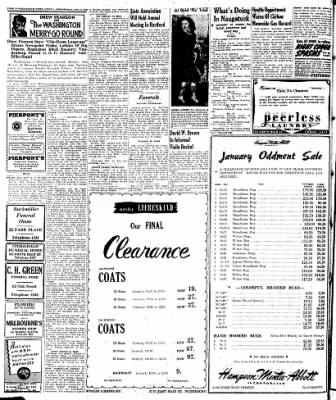 Naugatuck Daily News from Naugatuck, Connecticut on January 8, 1947 · Page 2