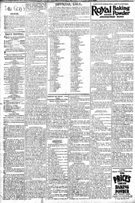Logansport Pharos-Tribune from Logansport, Indiana on August 14, 1896 · Page 4