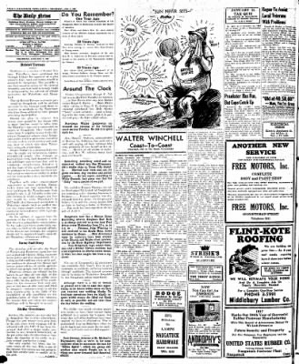 Naugatuck Daily News from Naugatuck, Connecticut on January 9, 1947 · Page 4