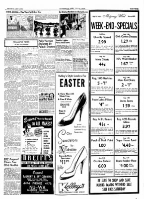 The Courier News from Blytheville, Arkansas on April 8, 1954 · Page 3