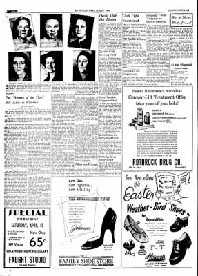 The Courier News from Blytheville, Arkansas on April 8, 1954 · Page 4