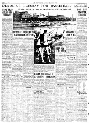 Oakland Tribune from Oakland, California on March 10, 1935 · Page 6