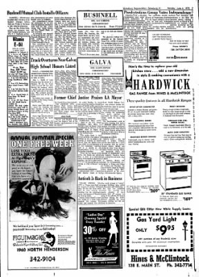 Galesburg Register-Mail from Galesburg, Illinois on June 4, 1973 · Page 7
