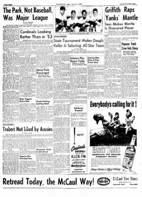 The Courier News from Blytheville, Arkansas on April 8, 1954 · Page 8