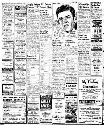 Naugatuck Daily News from Naugatuck, Connecticut on January 10, 1947 · Page 6