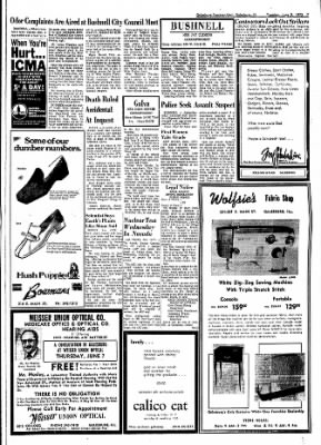 Galesburg Register-Mail from Galesburg, Illinois on June 5, 1973 · Page 7