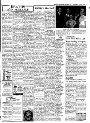 Galesburg Register-Mail from Galesburg, Illinois on June 6, 1973 · Page 9