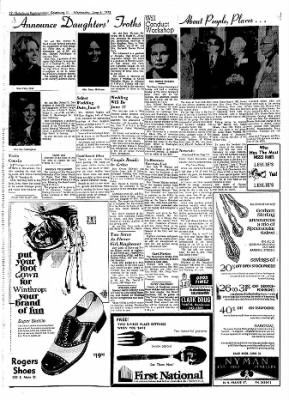 Galesburg Register-Mail from Galesburg, Illinois on June 6, 1973 · Page 12