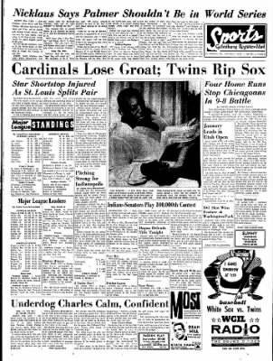 Galesburg Register-Mail from Galesburg, Illinois on September 7, 1963 · Page 9
