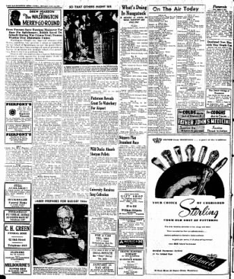 Naugatuck Daily News from Naugatuck, Connecticut on January 13, 1947 · Page 2