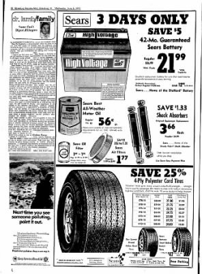 Galesburg Register-Mail from Galesburg, Illinois on June 6, 1973 · Page 36