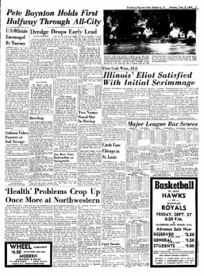 Galesburg Register-Mail from Galesburg, Illinois on September 9, 1963 · Page 11