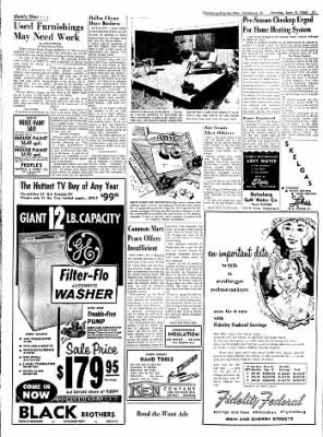 Galesburg Register-Mail from Galesburg, Illinois on September 9, 1963 · Page 13