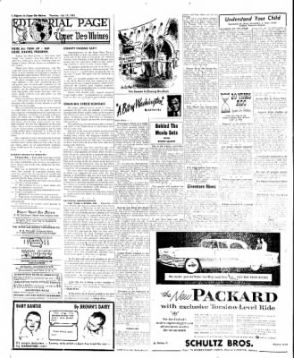 The Algona Upper Des Moines from Algona, Iowa on July 14, 1955 · Page 18
