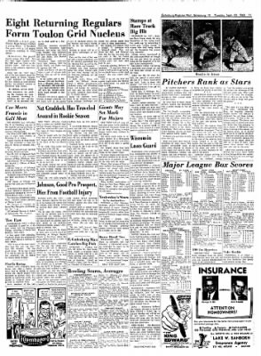 Galesburg Register-Mail from Galesburg, Illinois on September 10, 1963 · Page 11