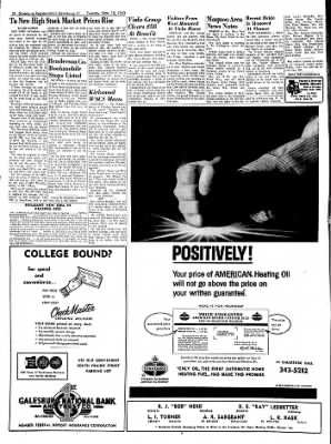 Galesburg Register-Mail from Galesburg, Illinois on September 10, 1963 · Page 20