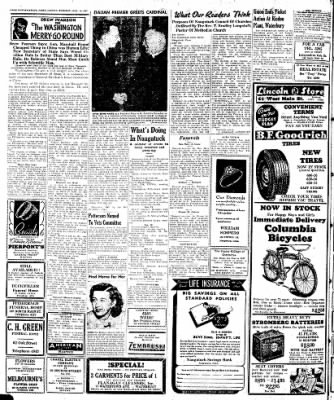 Naugatuck Daily News from Naugatuck, Connecticut on January 14, 1947 · Page 2