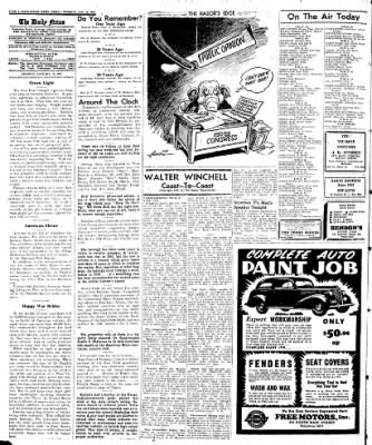 Naugatuck Daily News from Naugatuck, Connecticut on January 14, 1947 · Page 4