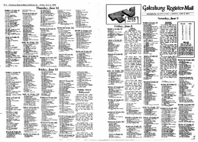 Galesburg Register-Mail from Galesburg, Illinois on June 8, 1973 · Page 7