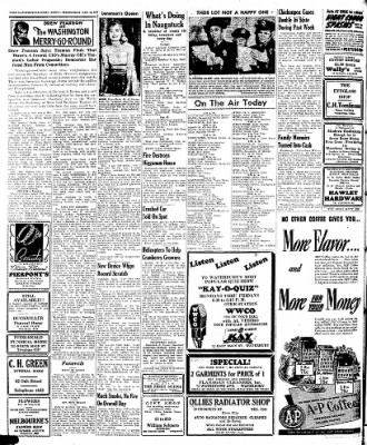 Naugatuck Daily News from Naugatuck, Connecticut on January 15, 1947 · Page 2