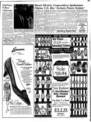 Galesburg Register-Mail from Galesburg, Illinois on September 12, 1963 · Page 17