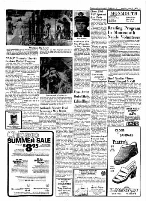Galesburg Register-Mail from Galesburg, Illinois on June 11, 1973 · Page 11
