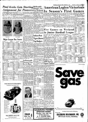 Galesburg Register-Mail from Galesburg, Illinois on June 11, 1973 · Page 19