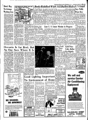 Galesburg Register-Mail from Galesburg, Illinois on June 11, 1973 · Page 21