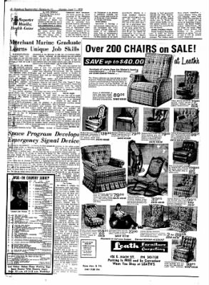 Galesburg Register-Mail from Galesburg, Illinois on June 11, 1973 · Page 22