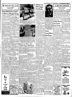 Galesburg Register-Mail from Galesburg, Illinois on September 14, 1963 · Page 9
