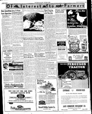 The Courier News from Blytheville, Arkansas on March 11, 1949 · Page 8