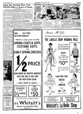 The Courier News from Blytheville, Arkansas on April 12, 1954 · Page 5