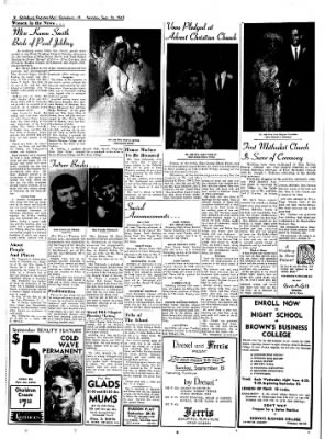 Galesburg Register-Mail from Galesburg, Illinois on September 16, 1963 · Page 8